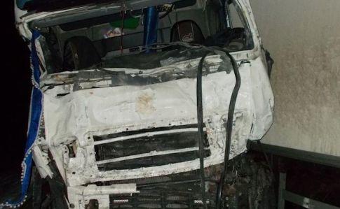 У ДТП мікроавтобуса в Росії загинули 8 українців, ще один травмований – МЗС