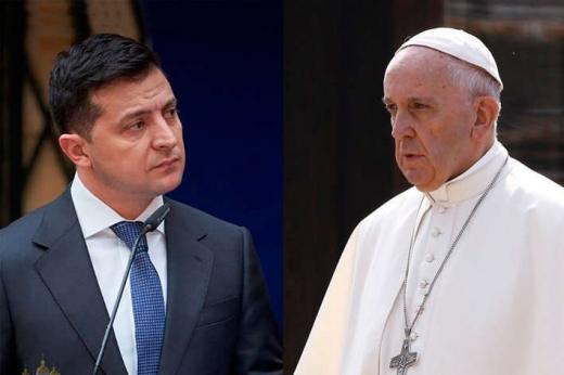 Презедент України прибув до Ватикану на аудієнцію з Папою Франциском