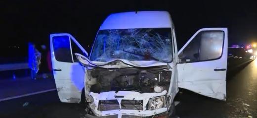 В Угорщині в жахливу ДТП потрапив мікроавтобус з українцями: 2 людей загинули (ВІДЕО)