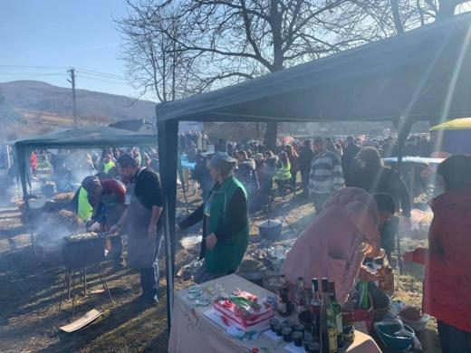"""""""Сімерківська свіжина"""": у селі на Закарпатті стартував смачний фестиваль"""