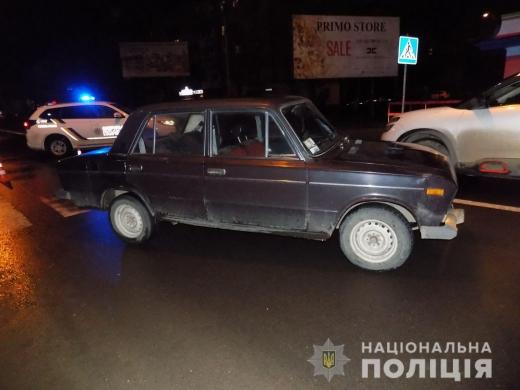 Внаслідок ДТП в Ужгороді серйозно постраждала студентка (ФОТО)
