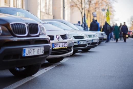 """Чому поліція не штрафує """"євробляхерів"""""""