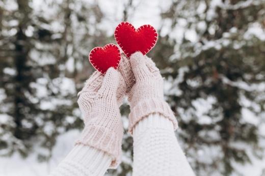 До +10 і майже без снігу: якою буде погода на День закоханих