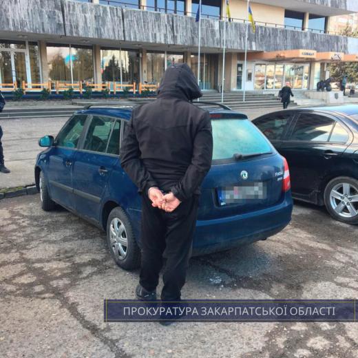 Більше двох кілограмів небезпечних наркотиків виявили в іноземця в Ужгороді