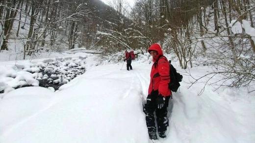 На Рахівщині в горах заблукала іноземка та група українських туристів