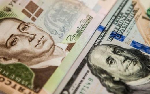 Курс долара в українських обмінниках продовжує падати