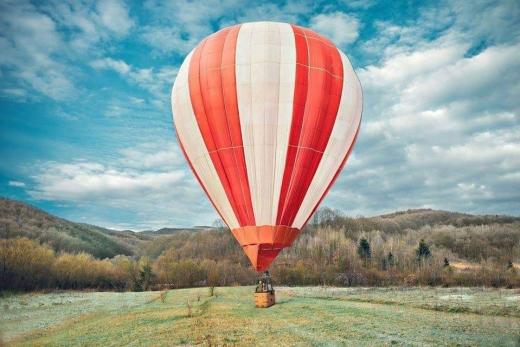 Боздоська палачінта: політати на повітряній кулі в Ужгороді можна у суботу за сприятливої погоди