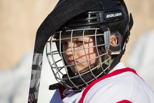 Майбутнє закарпатського хокею на льоду: бурхливі емоції спортивного свята в Ужгороді (ФОТО)