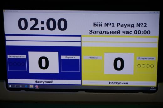 """В ужгородському """"ПАДІЮНі"""" тривають Всеукраїнські змагання"""