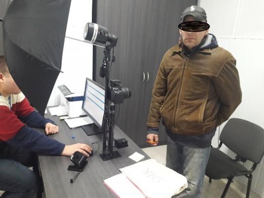 В Ужгороді затримали громадянина Чехії без документів, який жив в Україні більше року