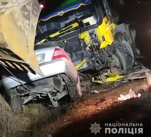 Смертельна ДТП на Закарпатті: один із водіїв помер на місці події