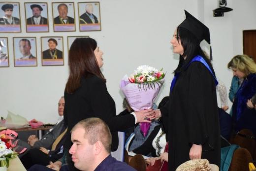 Магістри - з дипломами: у головному виші краю випускників одного з підрозділів відпустили у доросле життя (ФОТО)