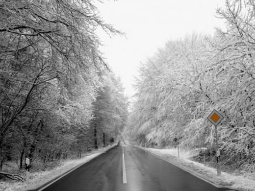 Синоптики попереджають про можливе порушення руху транспорту на окремих ділянках доріг Закарпаття