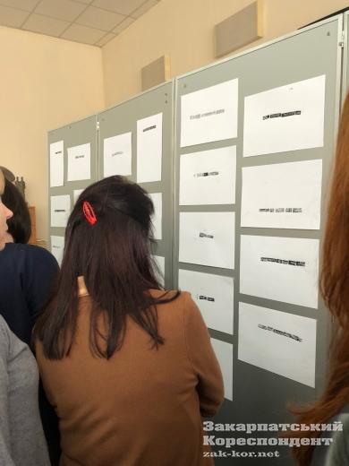 """Презентація результатів майстерні друку слоганів і гасел """"Ваш текст тут"""" відбулася в Ужгороді"""