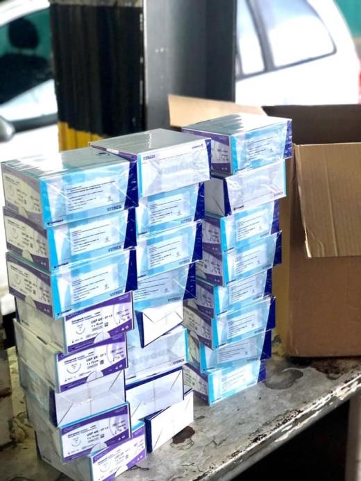 Закарпатські митники вилучили медичне обладнання на 362 тис гривень