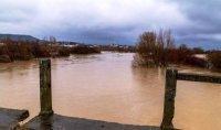 Річка на Закарпатті перетнула межу: чи є загроза підтоплення