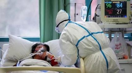 Третя смерть від коронавірусу в Україні