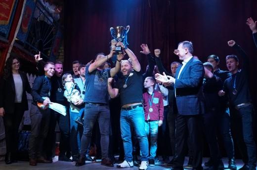 В Ужгороді завершився четвертий сезон футзальної ліги: підсумки та фото