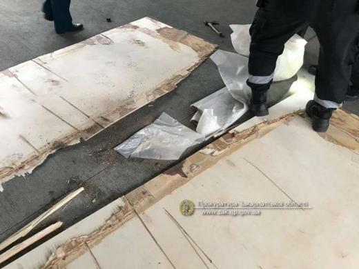 Організатора контрабанди 374 кг героїну, яку затримали на Закарпатті, взято під варту