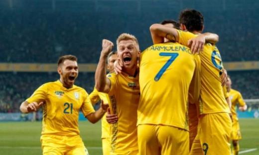 Визначилися суперники збірної України в Лізі Націй 2020/21
