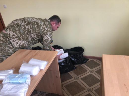 Закарпатські прикордонники викрили медичну контрабанду