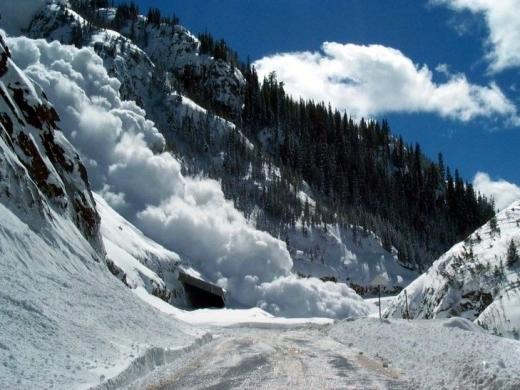 Лавинна небезпека 3-го рівня очікується в горах Закарпаття