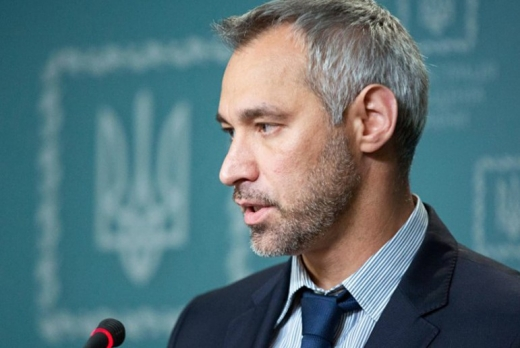 Рада проголосувала за відставку Рябошапки
