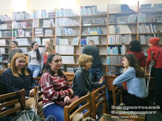 """Благодійна """"Цілковита весна"""" в Ужгороді: триває збір коштів на лікування Тетяни Літус (ФОТО)"""