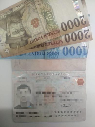 30-річний угорець намагався підкупити закарпатських прикордонників