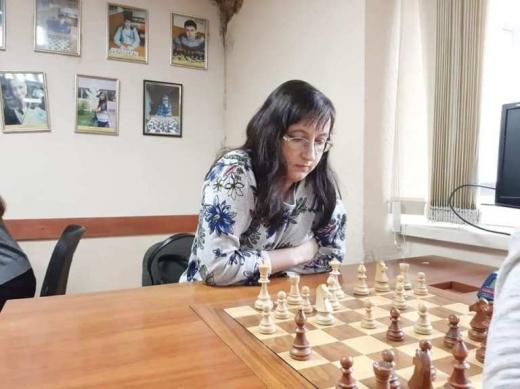 Чемпіонат області з шахів серед дівчат і жінок відбувся в Мукачеві
