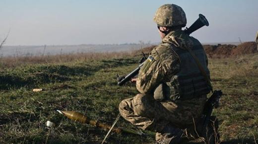Українські військові відповіли на обстріл окупантів: вбиті декілька бойовиків