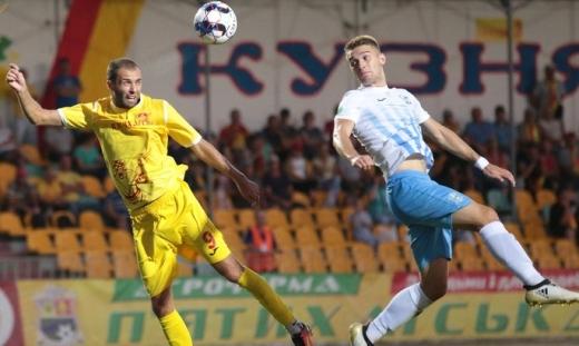"""Закарпатський """"Минай"""" вибив принципового суперника в Кубку України і вийшов у півфінал"""
