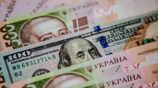 Гривня продовжує падати: офіційний курс валют на 12 березня
