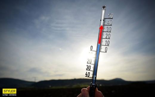 В Україну йдуть аномальні градуси: з'явилися нові карти погоди