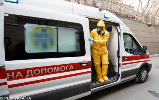 В Житомирі підтвердили перший випадок зараження коронавірусом