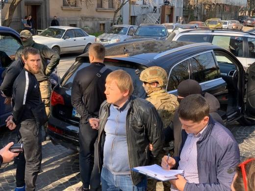 Кримінального авторитета Євгена Дребітка затримали в Ужгороді