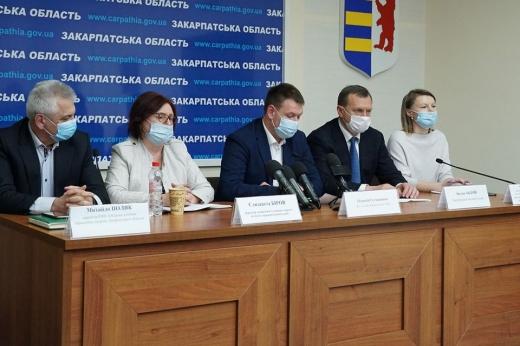 Як запобігають поширенню коронавірусу на Закарпатті й в Ужгороді, зокрема: подробиці брифінгу в ОДА