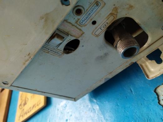 У Берегові мешканець багатоповерхівки заповнив газопровід водою