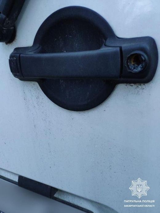 В Ужгороді оперативно затримали нічних автокрадіїв