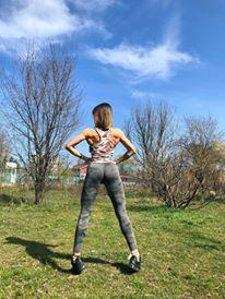 Ужгородська спортсменка про кар'єру, тренування на карантині та родину