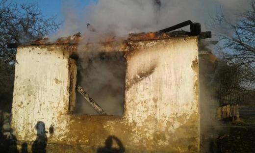 У селі на Закарпатті під час пожежі отруїлася чадним газом власниця будинку, жінка в лікарні