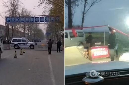 У Китаї знову ввели карантин через другу хвилю коронавірусу