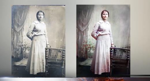 Ужгородець під час карантину взявся реставровувати старі фотографії