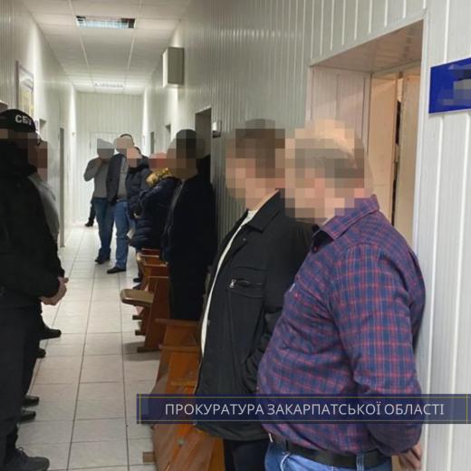 На Закарпатті за вимагання хабара судитимуть поліцейського з Хустщини
