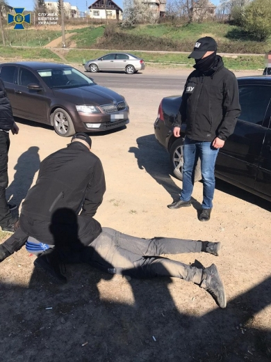 СБУ попередила масштабну контрабанду масок на Закарпатті