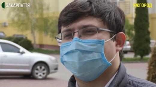 Мобільний застосунок для допомоги під час пандемії створив ужгородський програміст: відео