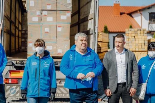 Медзаклади Закарпаття отримають від Угорщини гуманітарний вантаж для боротьби з COVID-19