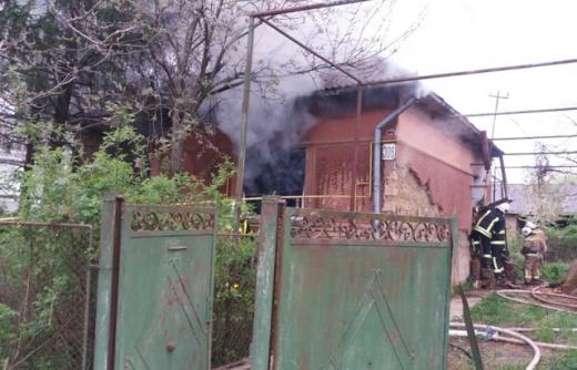 Житловий будинок згорів у закарпатському селі