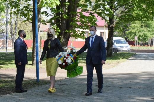 В Ужгороді вшанували учасників ліквідації наслідків аварії на Чорнобильській АЕС