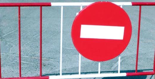 В Ужгороді буде обмежений рух автівок: де та коли